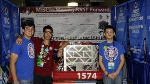 Team 1574 MisCar